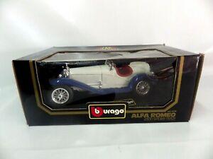 Voiture-Burago-1-18-Scale-Diecast-3008-Alfa-Romeo-2300-Spider-1932