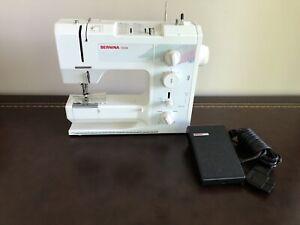 BERNINA-1008-Sewing-Machine-W-Foot-Pedal-SERVICED-BY-BERNINA-DEALER-EXCELLENT