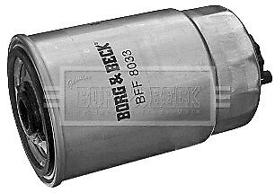 BORG /& BECK Filtre Carburant BFF8033-Brand new-genuine-Garantie 5 an