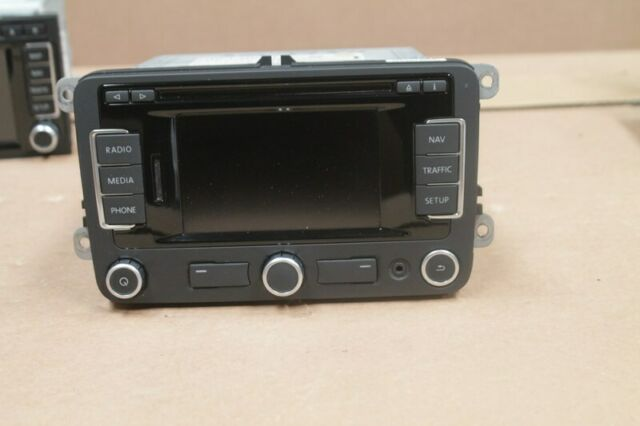 VW Golf 6 Passat Polo Rns 310 GPS Écran Tactile SD 3C0035270
