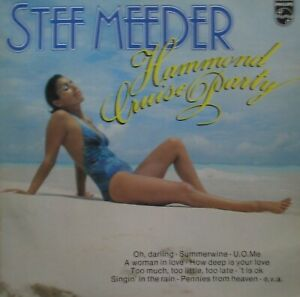 STEFF-MEEDER-Hammond-Cruise-Party-Vinyl-LP-16