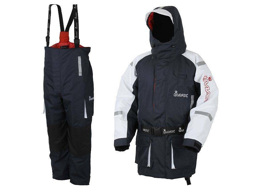 Imax CoastFloat Floatation Suit 2 2 2 piece 100% waterproof storm proof 117f65