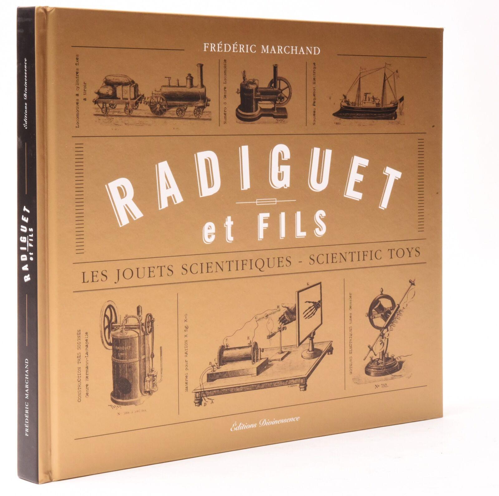 Radiguet e il figlio. loro giocattoli scienziati Scientifico Toys