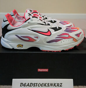 826a643ce2ac Supreme X Nike Air Zoom Streak Spectrum Plus White Red AQ1279 100 ...