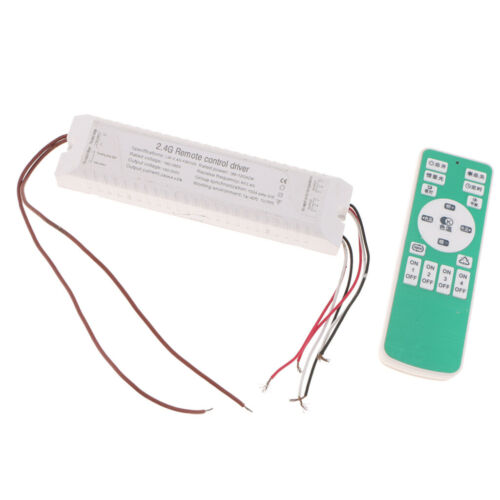 2.4G Wireless Remote Controller Licht Netzteil Dimmer 180 265V