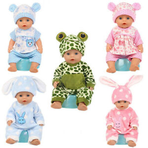 Baby Born Schlafanzug Babypuppen & Zubehör