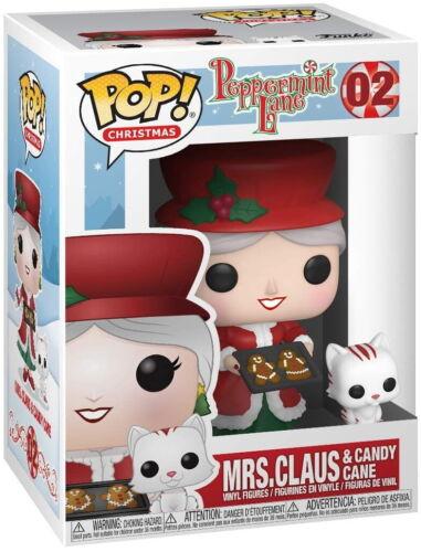 Peppermint Lane-Mrs Claus 02-Funko Pop! personaggio in vinile