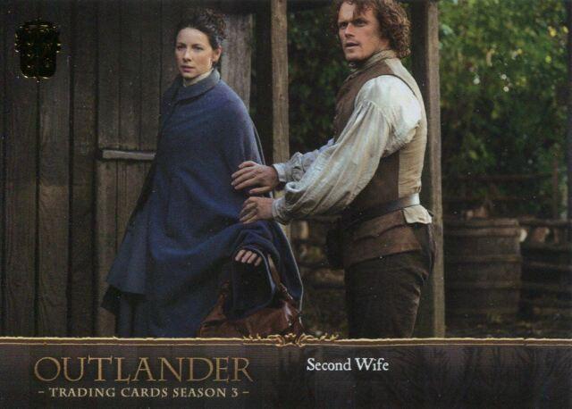 Base Card #64 The Governor/'s Reception Outlander Season 3 Red Crest 50