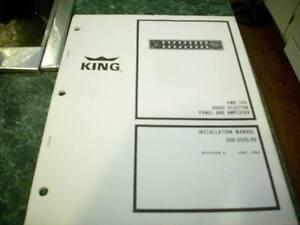king kma 24h audio install manual ebay rh ebay co uk kma 24h-70/71 installation manual kma 24h install manual