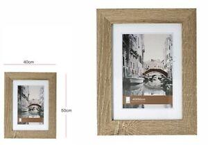 Cornice Per Foto Fotografie Quadri Tele Dimensioni 40x50cm Legno 64636 dfh