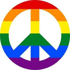 Sticker Decal Car Bike Macbook Bumper Room Peace Love