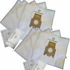 10 Allergen Bags for Miele FJM Vacuum Cleaner Bag + 4 Filters