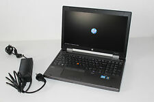 HP EliteBook 8570w/Intel Core i7 2,60 GHz/16 GB di RAM/500 GB HDD