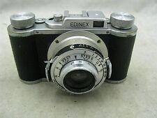 Wirgin Edinex II 35mm Film Camera with Case ID 7427