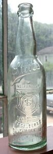 Stiels-Brewing-Co-Baltimore-MD-Crown-Top-Beer-Bottle