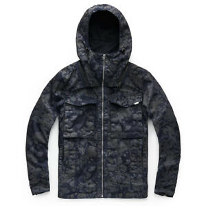 4eb77625f93 G-STAR RAW FOR THE OCEANS BIONIC HOODED BOMBER JACKET NOMAD CAMO ...