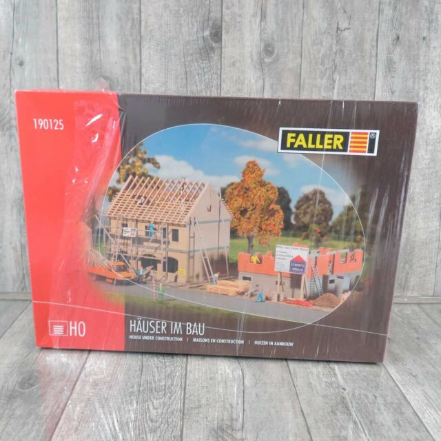 Faller 190125 h0 Set maisons en construction