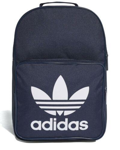 Adidas Originals Backpack Rucksack Bag Navy Travel Sports Kit Team School
