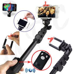 Monopode-para-SELFIE-Stick-de-alta-resistencia-Bluetooth-Control-Remoto-Inalambrico-para-iPhone-6S