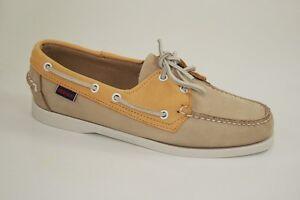 Sebago Segelschuhe SPINNAKER Boat Shoes Bootschuhe Halbschuhe Damen Schuhe NEU