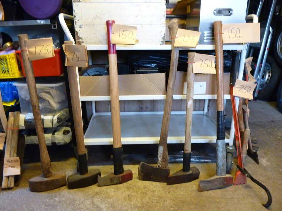 Andet håndværktøj, Div. Håndværktøjer :)