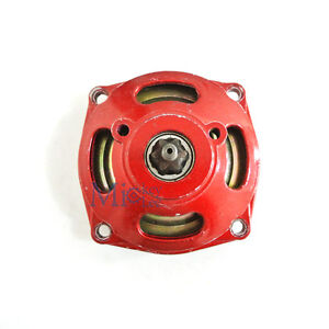 Gear-Box-Clutch-Drum-25H-6T-Fits-47-49cc-Pocket-Bike-Buggy-Go-Kart-ATV-Quad-Red