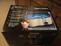 Deni Yogurt Maker. 1 Quart. Model 5600