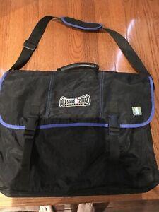 Vintage Vtg.  NBA All-star Game Philadelphia 2002 Laptop Bag Messenger Bag