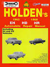 Holden: 1963-1968 Eh Hd Hr by Ellery Publications (Paperback, 1998)