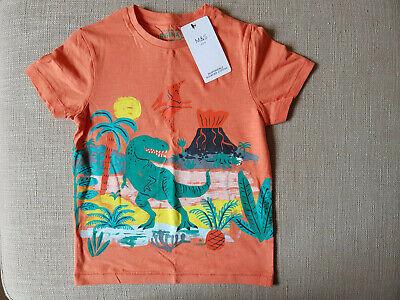 *** Ragazzi Marks And Spencer T-shirt *** 5 - 6 Anni ***-mostra Il Titolo Originale Le Merci Di Ogni Descrizione Sono Disponibili