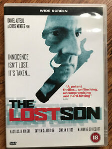 The-Lost-Son-DVD-1999-British-Thriller-w-Daniel-Auteuil-and-Nastassja-Kinski