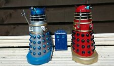 Dr Doctor Product Enterprise Remote Controlled Movie Daleks   two for sale
