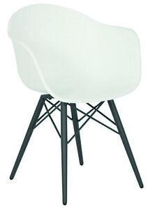 Schalensessel Acamp Gartenstuhl Weiß Details Stuhl Zu Stühle Gartensessel New Set York 4er nN8Ovm0w