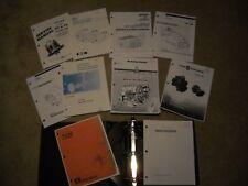 Ditch Witch 7520 Repair Service Parts Manuals Literature