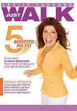 Leslie Sansone: Just Walk - 5 Boosted Miles (DVD, 2015)