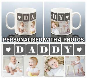 Valentines Day Kids Gift Personalised Daddy's//Mummy's Little Valentine Gift Mug