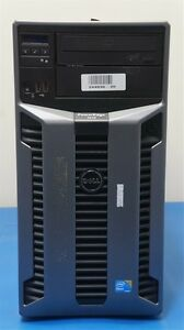 Details about DELL POWEREDGE T610 4 CORE 2 13GHZ SERVER E5506 20GB 4 X  400GB SAS 15K HDD