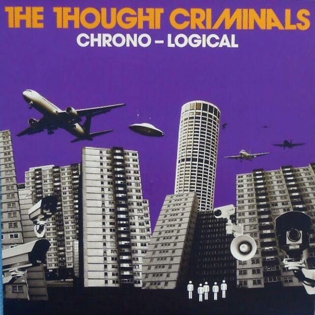 Thought Criminals ORIG OZ 2LP Chrono-logical Mint 2005 Ascension Aussie Punk
