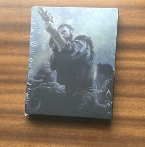 CALL-OF-DUTY-MODERN-WARFARE-2019-NEW-FOIL-STEELBOOK-PS4-PC-XBOX-ONE-G2-SIZE-CASE