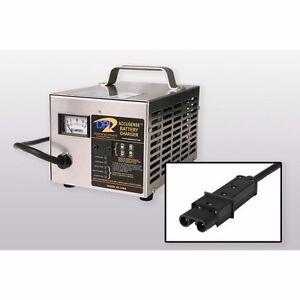 220V-240V-Dpi-48V-17A-Golf-Rolle-Batterie-Ladegeraet-mit-Yamaha-Nabson-Verbindung