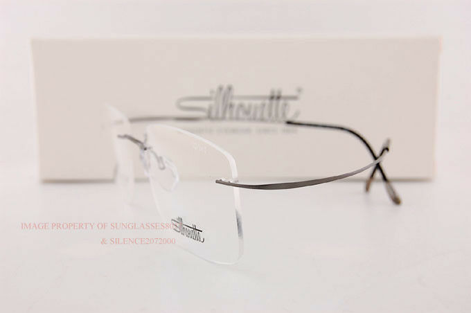 a60772bd07123 Silhouette Eyeglass Frames TMA Must Collection 5515 CQ 6560 Fossil ...