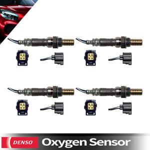 4X Denso Oxygen Sensor Up/&Downstream Fit 2005-2007 Dodge Ram 1500 4.7L