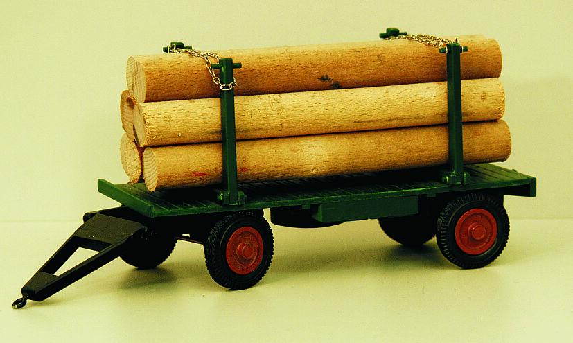 Lang carrello in legno kit M 1:22,5