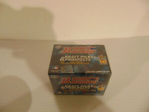 2001-BOWMAN-DRAFT-PICKS-amp-PROSPECTS-AUTOGRAPH-RELIC-BOX-SEALED