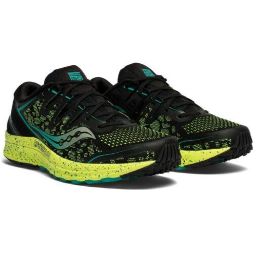 Saucony Guide ISO 2 TR Herren Laufschuhe Running Trail Schuhe Outdoor Sportschuh