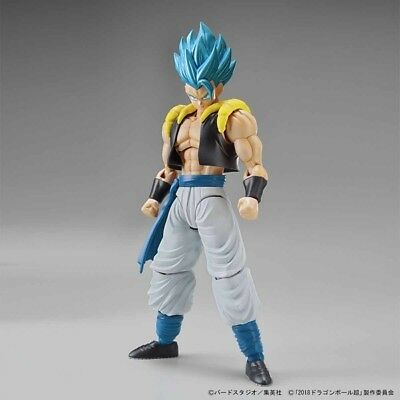 """*UK Dispatch* BANDAI DragonBall Z Styling Collectable Figure /""""SSGSS Gogeta/"""""""