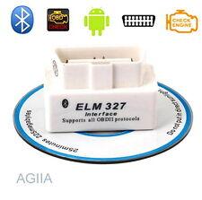 ELM327 V2.1 OBD2 II Bluetooth Diagnostic Car Auto Interface Scanner UF