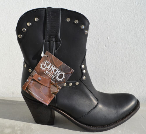 ankle cowboy stiefeletten cowboystiefel gr Boots country Boots 41 Sancho qzSHFZn
