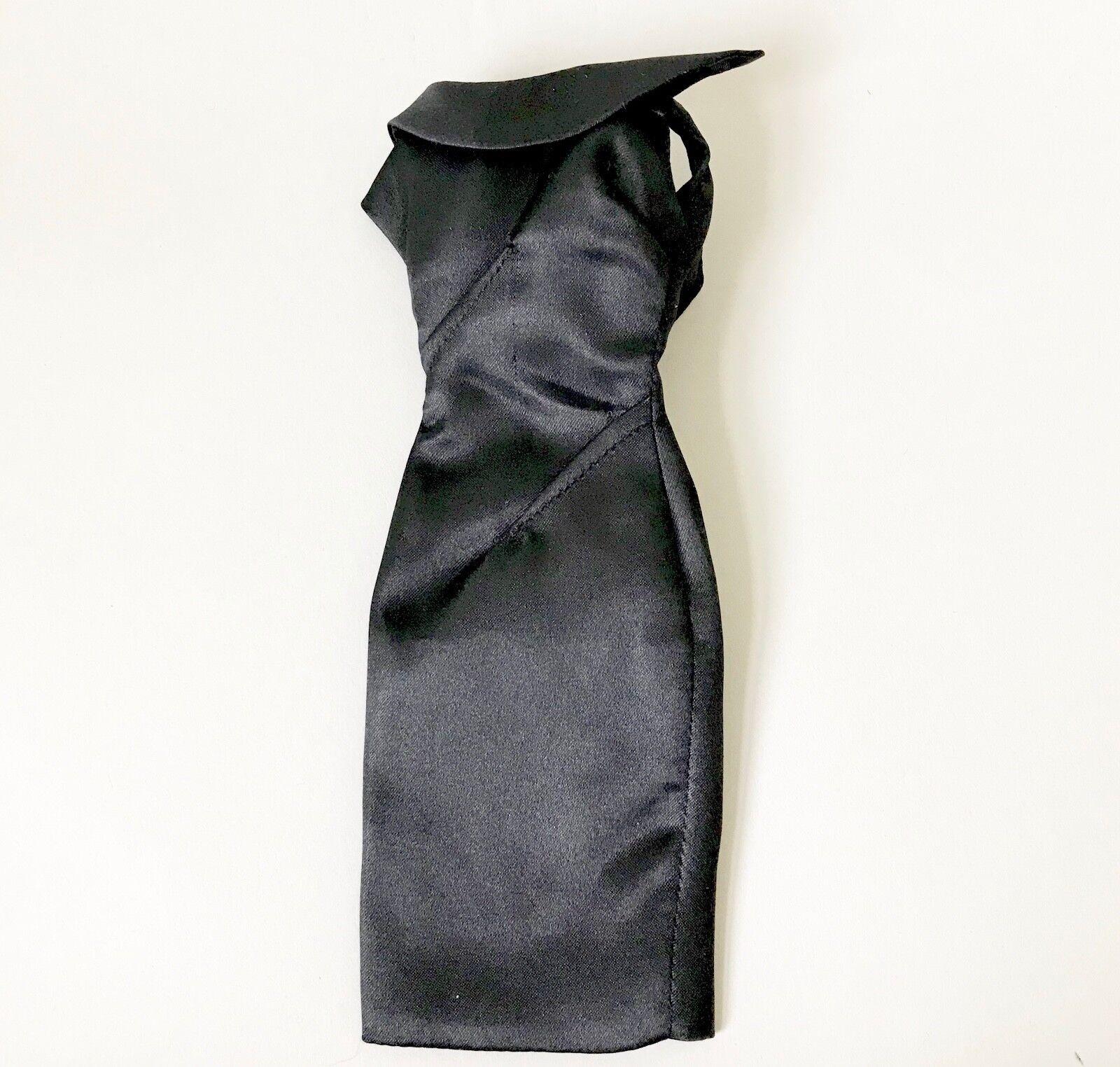 Moda Moda Moda realeza FR2 impecable traje de vestido negro Elyse 12 pulgadas Muñeca Muy Raro  suministro de productos de calidad