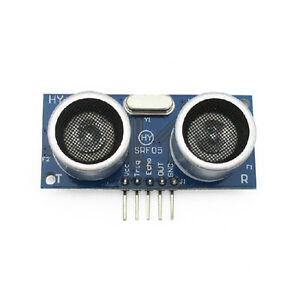 4pin-HC-SR04-Ultrasonic-Distance-Sensor-Ultraschall-Abstandssensor-Modul-Gut-DE